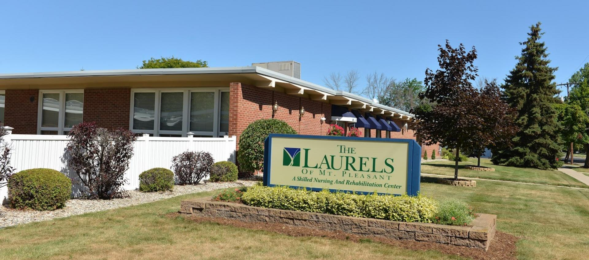 Laurel Health Care Company The Laurels Of Mt Pleasant